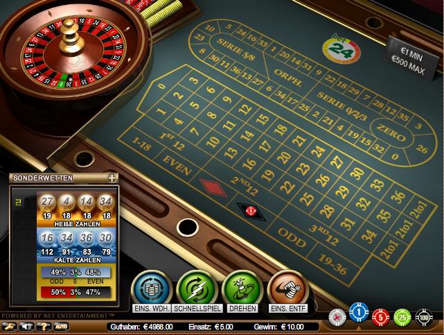 Casino Roulette Regeln